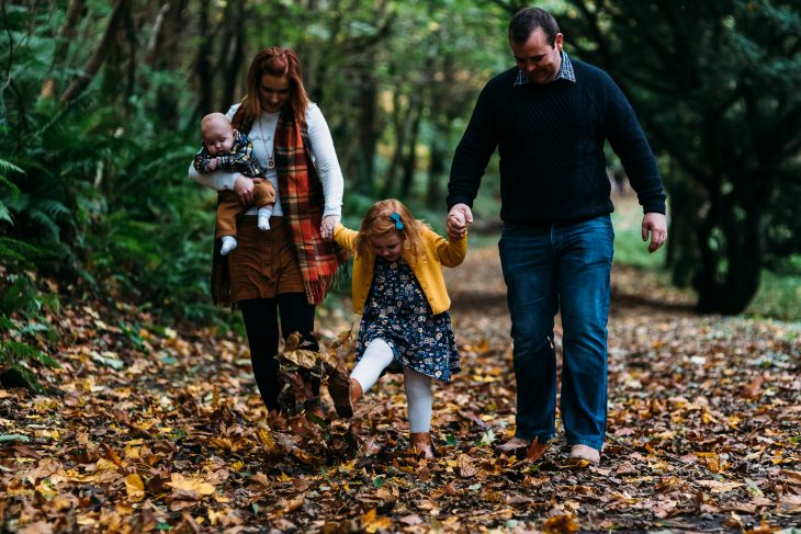 autumn mini session coleraine