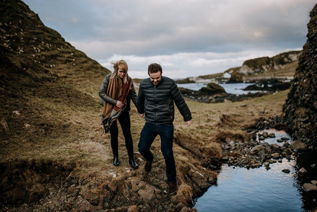 ballintoy adventure photographer