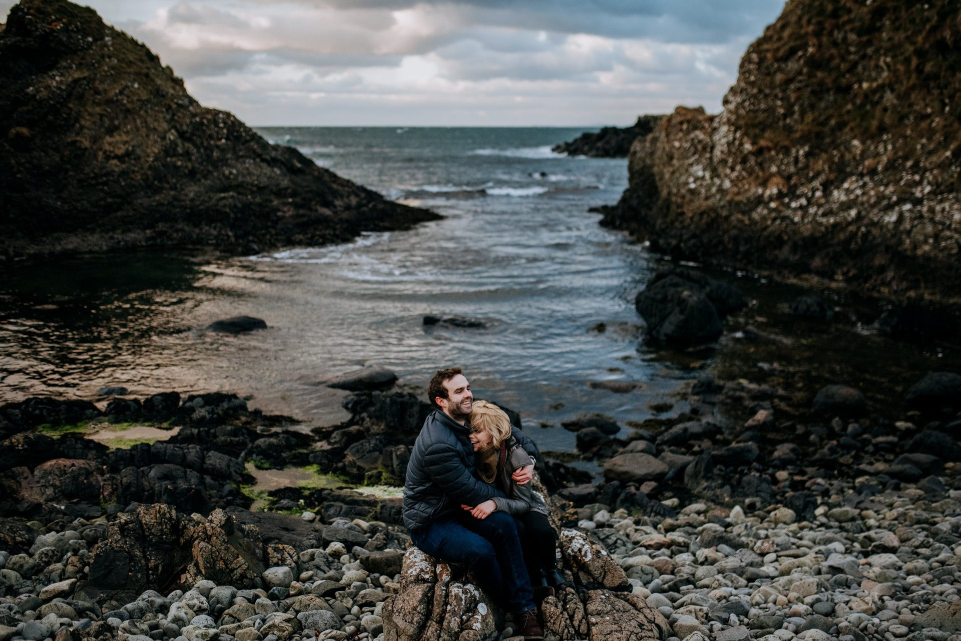 ballintoy adventure photograph